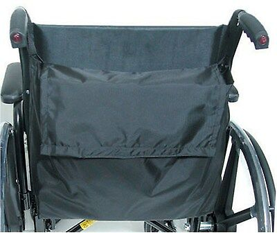 Duro-Med Wheelchair Bag model number: 517-1072-0200 DURABLE,LIGHTWEIGHT NEW