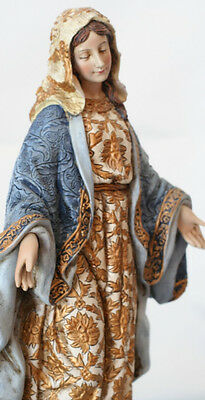 OUR LADY OF GRACE VIRGIN MARY CATHOLIC RELIGIOUS STATUE - EXQUISITE
