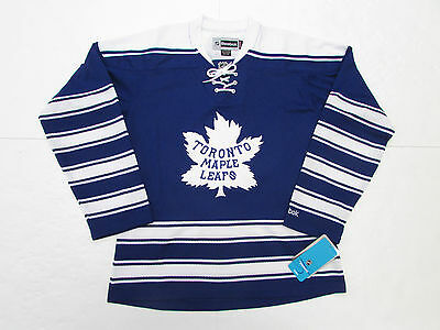 Toronto Maple Leafs Women Ladies 2014 Winter Classic Reebok Hockey Jersey