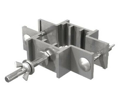 SCA-SCD22 AluStage Single Leg Clamp