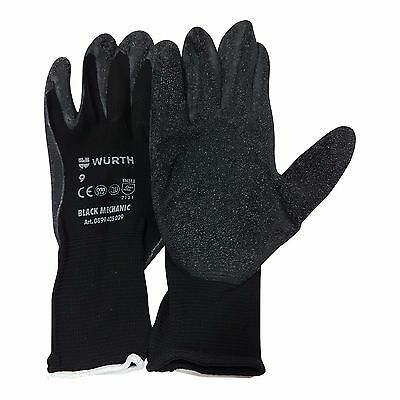 Wurth Mechanics Gripper Glove (L-9) 1 x Pair