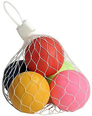 Beach Paddle Replacement Balls Set of 5  by LilGift OOO BRAND NEW SSTO SBP  FUN