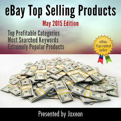 eBay Top Selling Products   May 2015   How To Make Money Powerseller On Profit