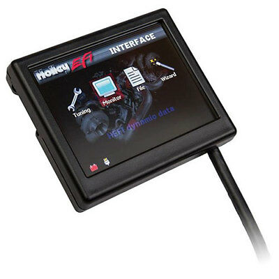 Holley 553-108 3.5'' LCD Full Color Touch Screen Control Upgrade