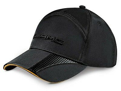 Genuine Mercedes-Benz Black AMG GT Baseball Cap B66952708 NEW