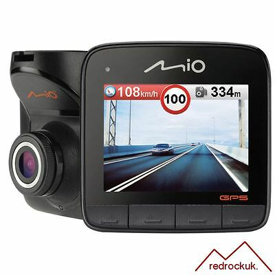 "Mio MiVue 538 Deluxe Full 1080 HD 2.4"" LCD Accident Recorder Dashboard Camera"