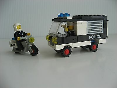 LEGO Vintage 6684 Police Patrol Squad with Instructions