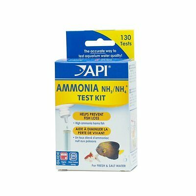 API Ammonia 130 test Kit by API OOO FREE SHIPPING NEW