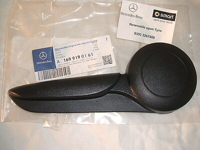 Genuine Mercedes-Benz W169 A-Class LH Seat Height Adjustment Handle A1699190161