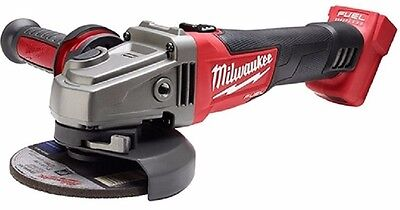 Milwaukee 2781-20 M18 FUEL 4-1/2 / 5 Grinder, Slide Switch Lock-On