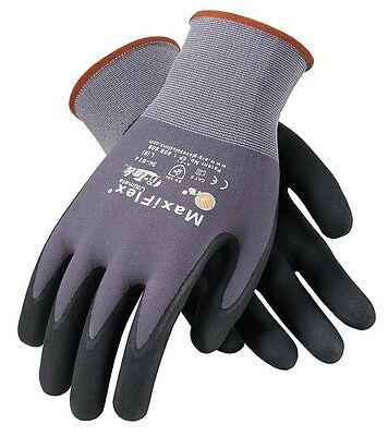 PIP MaxiFlex Ultimate Nitrile Micro-Foam Coated Gloves MEDIUM 12 pair (34-874/M)