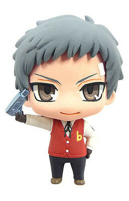 Persona 3 The Movie Akihiko Sanada Color Colle charm Keychain Movic New