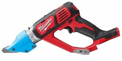 Milwaukee 2636-20 M18 Cordless 14 Gauge Double Cut Shear