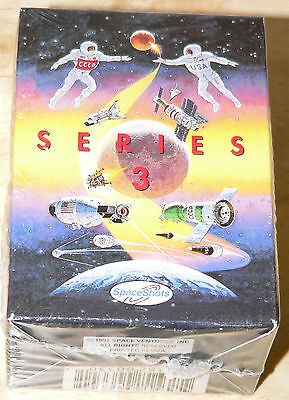 Space Shots Series 3 110 card boxed factory sealed set