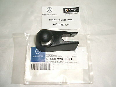 Genuine Mercedes-Benz W169 A-Class W245 B-Class Rear Wiper Arm Cap A0009980821