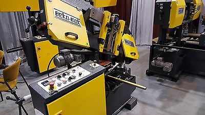 "New Automatic Band Saw Ted Machines 320A 12.5"" Horizontal Bandsaw New!!!"