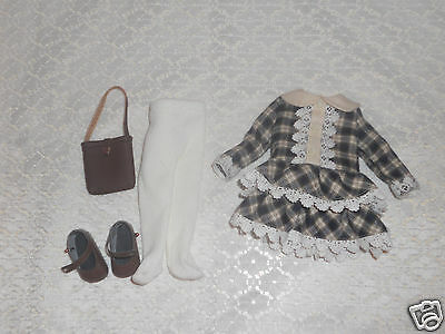 """Effanbee Robert Tonner 10""""  Patsy's """"Smart as a Whip"""" Doll Outfit Only"""