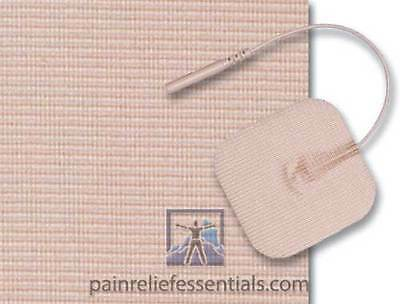 """(3 Sets) 4 pack Rhythm Touch 2x2"""" Electrode Pads / Bonus (1) 4x6"""" Butterfly Pad"""