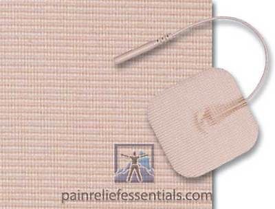 """(3) Sets of 4 Rhythm Touch 2x2"""" Electrode Pads / Bonus (1) 4x6"""" Butterfly Pad"""