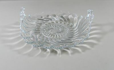 Fostoria Glass COLONY-CLEAR Muffin Tray Excellent