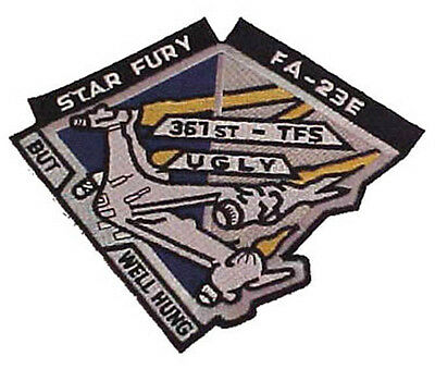 "Babylon 5 Star Fury 6"" Embroidered TV Costume/Uniform Patch-USA Mailed(B5PA-12)"