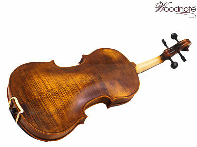Best Gift-New 4/4 Antique/Flamed Violin with 820PL Case/Bow/Rosin/Prelude String