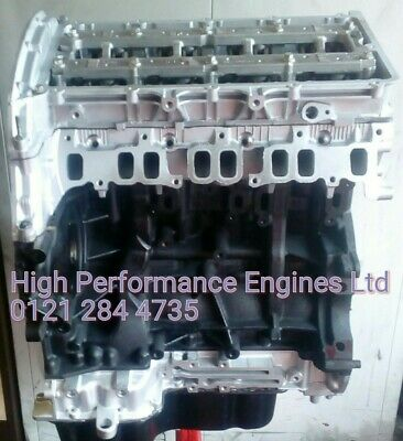 Ford Transit 2.4 TDCI MK7 rebuilt recondition engine PHFA 2006 - 2012 GUARANTEE