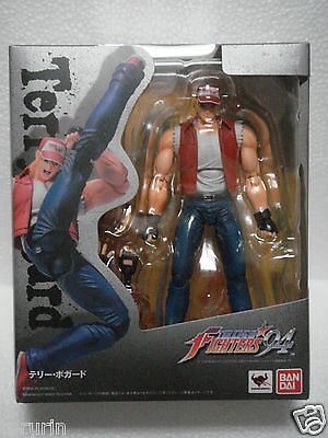 D-Arts Terry Bogard Action figure The King Of Fighters TKOF KOF Fatal Fury SFC