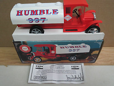 HUMBLE SPEC. EDITION 1994 TANKER No.2 in series- MINT Condition