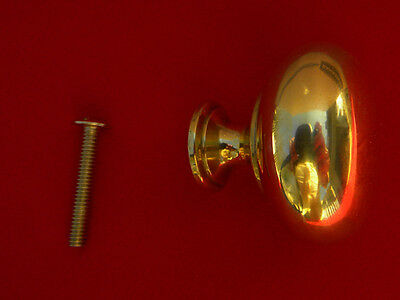 Nickle Plated Solid Brass  Knobs- 7239 - MAKE AN OFFER - Quanity 25