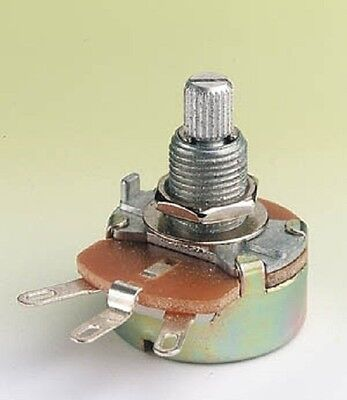 5W Wirewound Potentiometer Suitable for Loudspeakers / Guitars / Speed Control