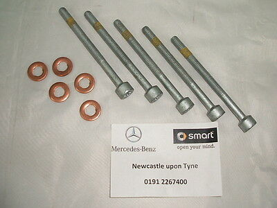 WASHER SET 1 x INJECTOR NOZZLE BOLT