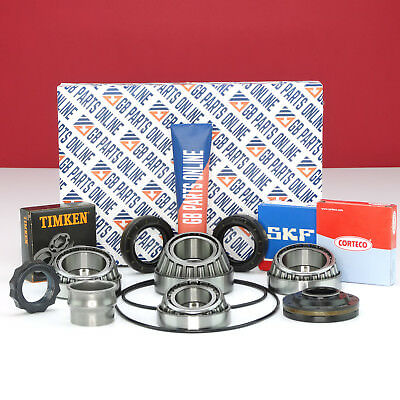 Landrover Freelander 2 Rear Diff Differential bearing and oil seal kit