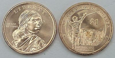 USA Native American Dollar - Sacagawea 2015 D unz.