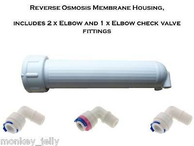Reverse Osmosis Membrane Housing Fits All Standard Ro Systems