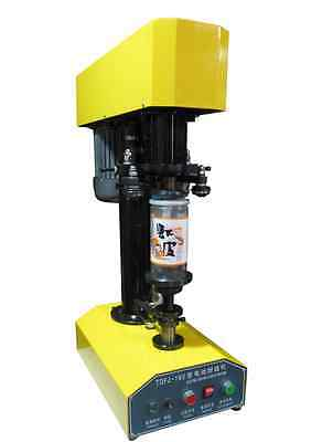 TDFJ-160 Desk-top automatic container capping machine,cans sealing machine,paper