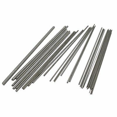 37 Pcs Steel Bushing Wire for Clocks 0.2mm upto 4.0mm Clock Watch Tool