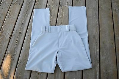 Men's Under Armour UA Baseball Pants Open Bottom ~ Size Small 28-29 x 36