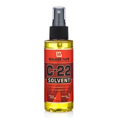 C22 lace release -  wig/toupee adhesive remover spray bottle, 4oz  Walker's