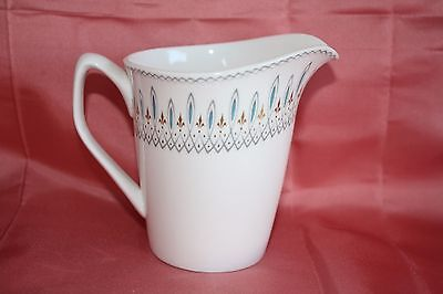 """Spode Brussels Pattern 3 ½"""" tall Creamer Bone China England Perfect condition"""