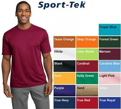 Men's Dri-Fit Big & Tall Sport-Tek Short Sleeve T-Shirt Sizes LT-4XLT TST350