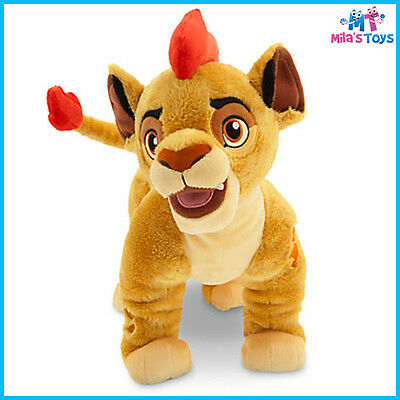 "Disney The Lion Guard Kion 14"" Plush Doll Toy brand new with tags"