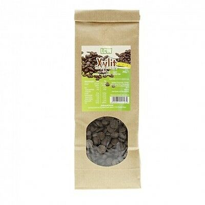 Sugar Free Chocolate Chips (Drops) with Xylitol 200 g, Diabetic, Low Carb, Vegan