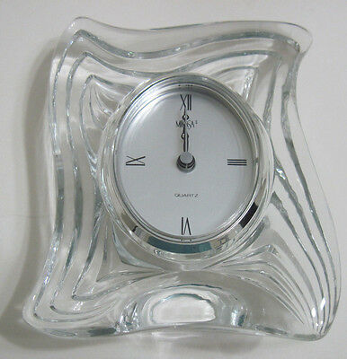 Mikasa Emotion Glass Clock