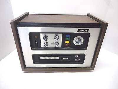 electrophonic 8 track player serial number 912008