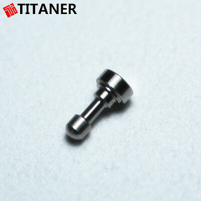 Titaner Titanium 3.5mm Headphone Jack Dust Plug Dustproof Cover Anti-Dust Plug