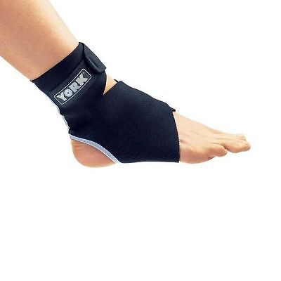 York Ankle Support Adjustable Neoprene Sports Brace