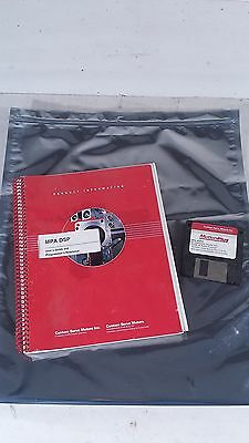 Custom Servo Motors Csm Mts Mpa Dsp Manual Programmer's Reference Plus Software