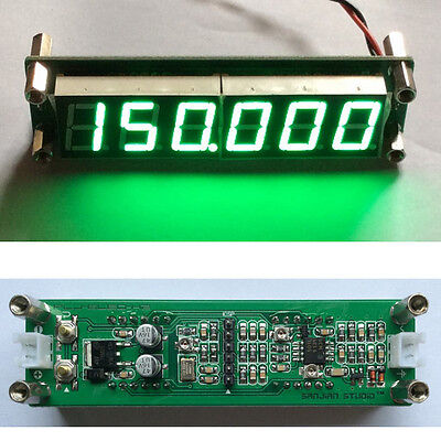 1MHz ~ 1000MHz RF Singal Frequency Counter Tester Meter Digital LED Ham Radio G