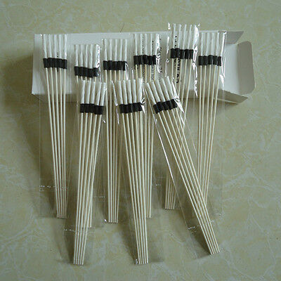 New Hot 100 Pieces Fiber Optic Cleaning Solutions CS-250 2.5 mm Cleaning Sticks